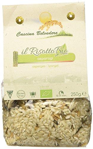 Cascina Belvedere Risotto Agli Asparagi - 250 gr
