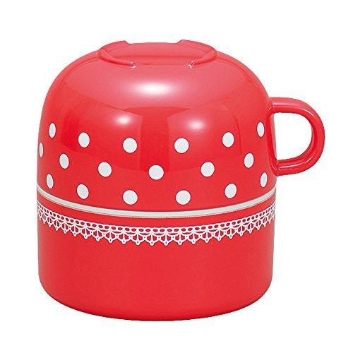 tazza cheri con lunch box