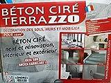 Terrazo London, 10 kg, Beton Wachs, für 10 M2