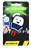 Best Man Pins - Ghostbusters Stay Puft Marshmallow Man Soft Enamel Collector Review