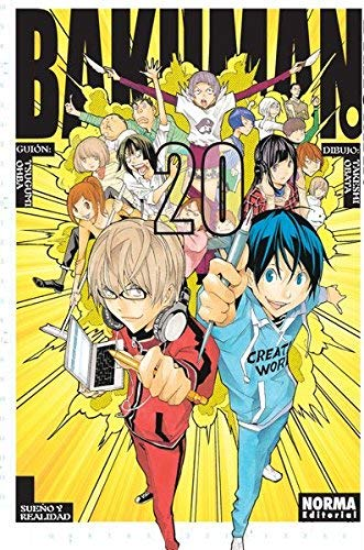 Bakuman 20 by Takeshi Obata;Tsugumi Obha(2013-11-01)