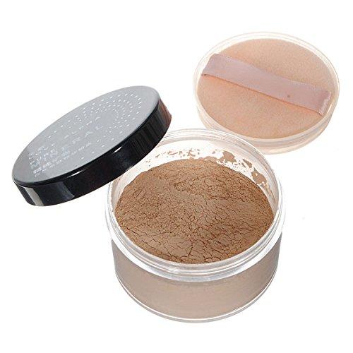 Bluelover Make-Up Kosmetische Mineral Gesichtshaut Loose Powder Foundation