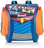 Scout Schulranzen Mega 24h Race Blau 49000338100