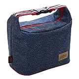 C1st Kühltasche klein Kühlbox faltbar Lunchtasche Mittagessen Tasche Thermotasche Isoliertasche...