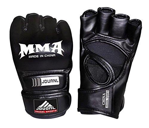 Erwachsene Kämpfen Halbfingerhandschuhe-UFC Boxhandschuhe-Handschuhe MMA 2-