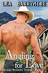 Angling for Love: Menage Love Story (English Edition)