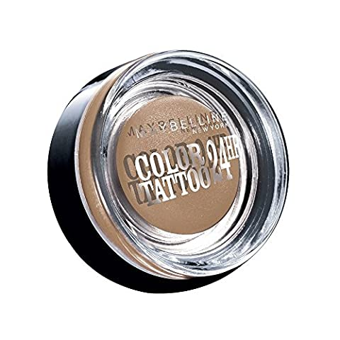 Maybelline Colour Tattoo 24 Hour Eye Shadow, On and On Bronze Number 35