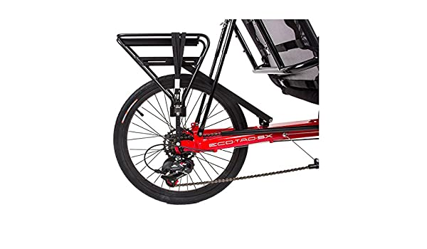 Sun Seeker Bike Rack Rear Sun Skr Eco-Tad Aly Bk