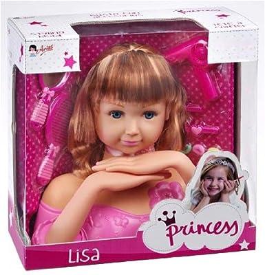 Muñecas Arias - Busto Lisa Con Manos Y Accs. 30 Cms. 61-22092 por Muñecas Arias
