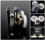 Home Deluxe | Türrolle V2 doppelt | Für verschiedene Modelle geeignet