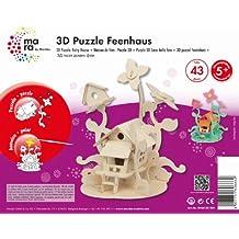 Marabu - Puzzle 3D de 43 piezas