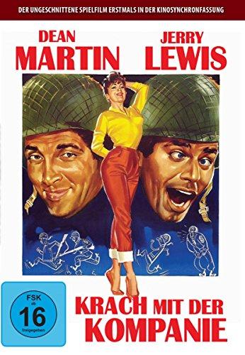 Krach mit der Kompanie - Jerry Lewis & Dean Martin