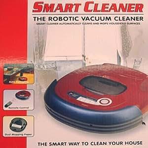 Ukayed Smart Robotic Automatic Vacuum Cleaner