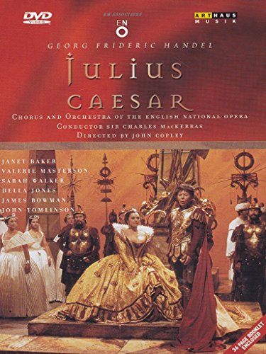 Händel, Georg Friedrich - Julius - Cleopatra Und Julius Caesar Kostüm