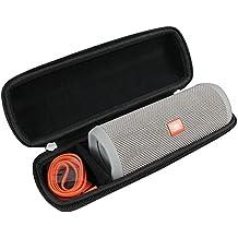 Cewaal Funda protectora de silicona Protector antica/ídas Para JBL Charge 3 Altavoz Bluetooth