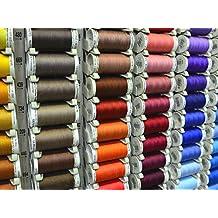 Gutermann 2t250/WHT   800 blanco 100% de coser todo el hilo de coser   250 m