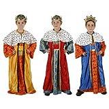 Costume Re Magio tg. 7-9 anni