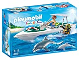 Playmobil 6981 - Sub con Motoscafo e Delfini