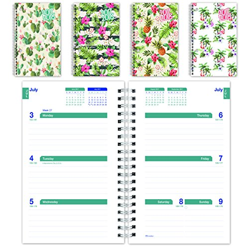 brownline-2017-2018-weekly-academic-planner-july-2017-to-july-2018-8-x-5-inches-tropical-designs-ass