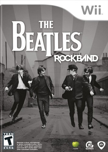 The Beatles: Rock Band (Game Only) - Nintendo Wii by Electronic Arts