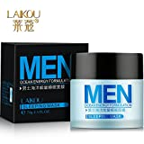 Generic High Quality LAIKOU Men Sleep Face Mask Black Head Remover Whitening Moisturizing Acne Treatment Pores Clean Facial Mask Mask To