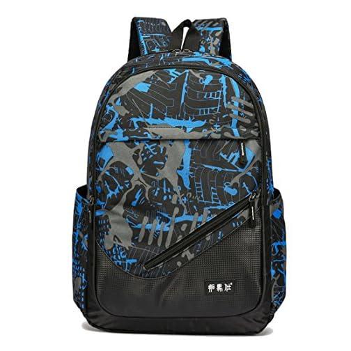 in vendita a71a1 06799 Maod Ragazzi Borsa Grandi Zaini Scuola università Impermeabile Uomo Lavoro  Zaino Casual Daypack 15,6 pollice Laptop Backpack