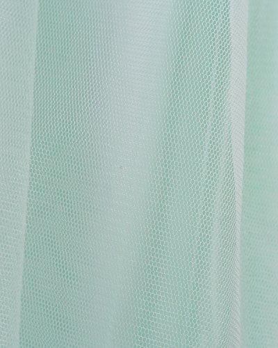 Dresstells jupe tutu années 50 vintage en tulle Rockabilly longueur ras du sol Lilas