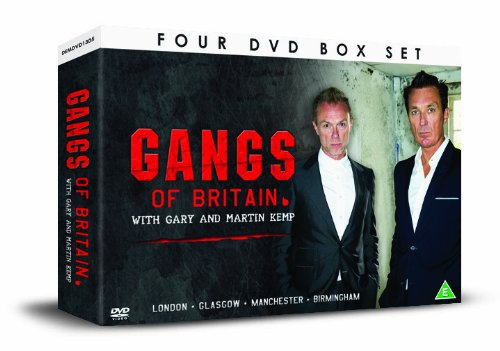 Gangs who Ran Britain with Gary and Martin Kemp [DVD] [UK Import]