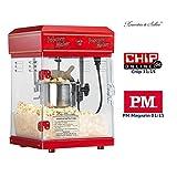 Rosenstein & Söhne Profi-Popcorn-Maschine