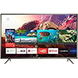 TCL U43P6046 109 cm (43 Zoll) Fernseher (Ultra HD, HDR10, Triple Tuner, Android TV)