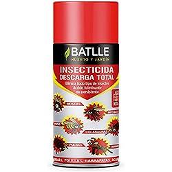 Fitosanitarios - Insecticida Descarga Total spray 250ml - Batlle