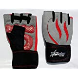 Tenstar Hy-Tec Gym Gloves (Free Size)