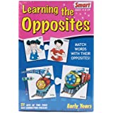 Smart Learning The Opposites Puzzles - 42 Pieces