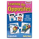 #5: Smart Learning the Opposites Puzzles - 42 Pieces