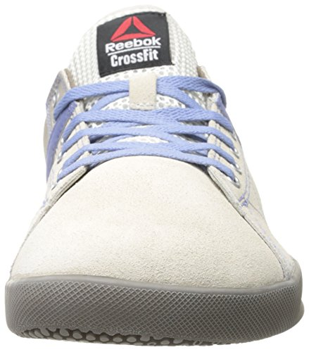 Reebok Crossfit Lite Lo Tr Trainingsschuh Chalk/Weathered White/Trek Grey/Purple Shadow