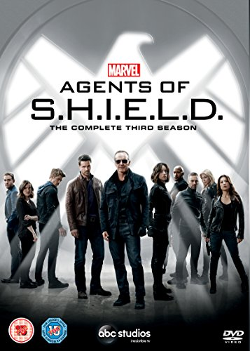 Marvel's Agent of S.H.I.E.L.D. - Season 3 [DVD] [2016]