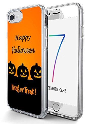 Onemore Case iPhone 8 Hülle, iPhone 7 Hülle zum Aufstecken für iPhone 8 / iPhone 7 Gruselige Halloween, Style-15