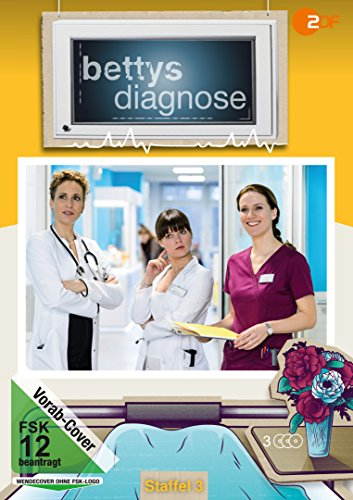 Bettys Diagnose - Staffel 3 [3 DVDs]