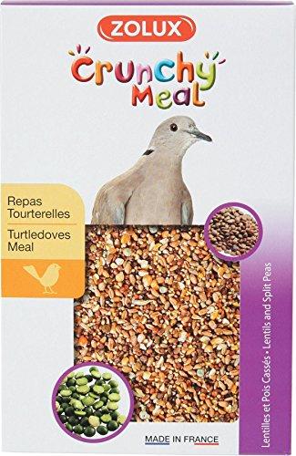 Aliment Crunchy Meal Tourterelles 800G