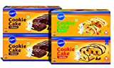 #2: Pillsbury Cookie Cake Variety Pack, 552g