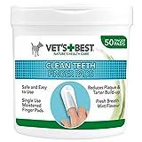 Vet's Best Hunde Zahnreinigungstücher 50 Stück