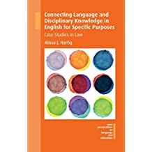 CONNECTING LANGUAGE & DISCIPLI (New Perspectives on Language and Education)