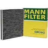 Mann+Hummel CUK2442 filtro de aire del habitáculo