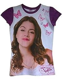 Violetta - Tee shirt Violetta violet - 9 ans
