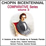 Chopin: The Bicentennial Comparative Edition - Volume 3
