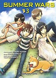 Summer Wars nº 03/03 par Mamoru Hosoda