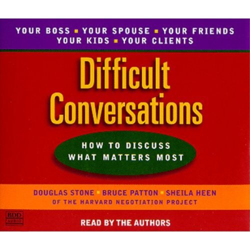 Pdf Download Difficult Conversations How To Discuss What Matters Most Popular Full By Std3s9kvepf7dd