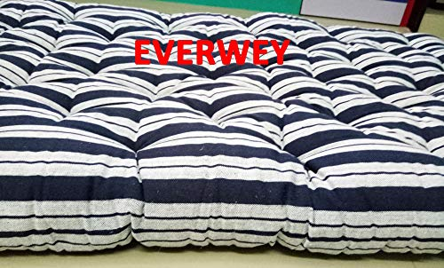 Everwey Enterprise Cotton Material (3 x 6 Ft) / (36 Inches X 72 Inches) Mattress/Cotton Gadda Image 3