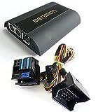 DENSION GATEWAY Pro BT GWP1BM4 (iPhone + iPod + USB + Bluetooth) für BMW (flache Pins, NewGen)