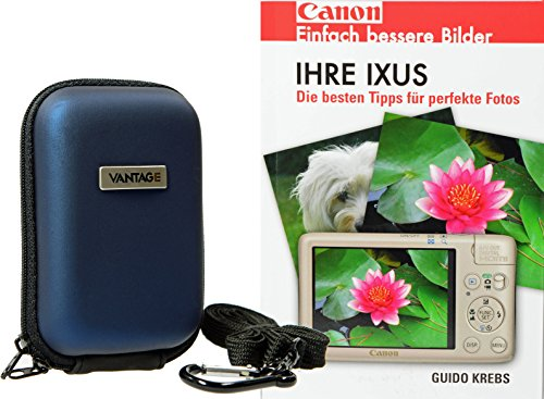 Foto Kamera Tasche EVA mit Fotobuch IHRE IXUS Canon 285 275 265 255 160 165 170 175 180 185
